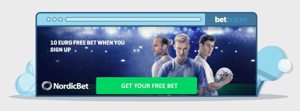 Free bet nordic bet